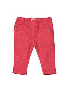 Pantalon bébé fille FIJOPAN3 / 19SG0932PAN308