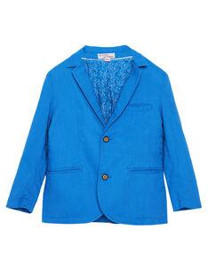 Veste de costume bleu garçon JOSOVEST / 20S90281VES201