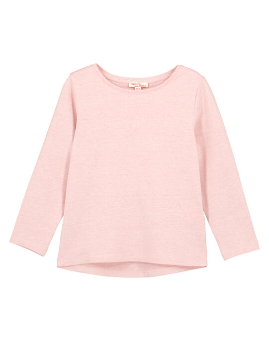 Tee Shirt Manches Longues Rose GAESTEE4 / 19W901U1D32307