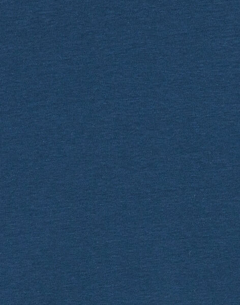Sous-pull bleu à sequin enfant garçon KOSASOUP / 20W902O1SPLC202