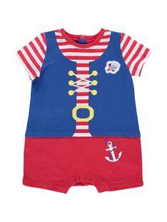 Dors-bien pirate bébé garçon CEGUGREPIR / 18SH1463GRE099