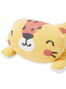 Doudou léopard jaune LOU1DOU1 / 21SF42H4JOU103