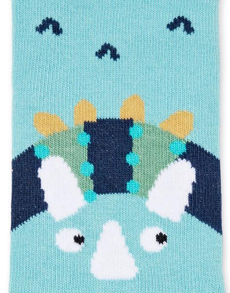 Chaussettes Bleue LYOVERSOQ / 21SI02Q1SOQ204