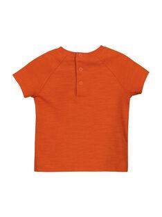 Tee-shirt fantaisie bébé garçon FUBATI / 19SG1061TMC409