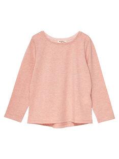 Tee Shirt Manches Longues Rose JAESTEE4 / 20S90162D32D328