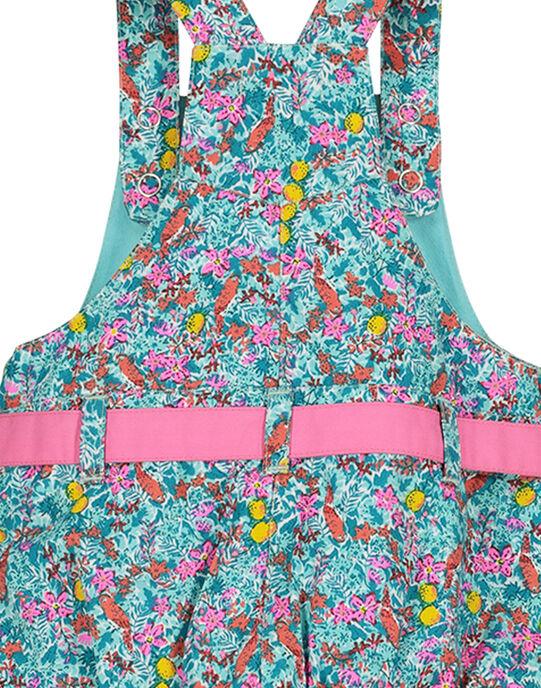 Robe Turquoise FICUROB3 / 19SG09N3ROB202