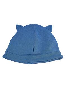 Bonnet de Naissance Bleu JOU1BON3 / 20SF41J1BNAC214