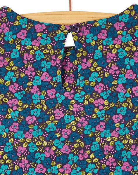 T-shirt manches longues, imprimé fleurie KAECOTEE2 / 20W901H3TMLH703