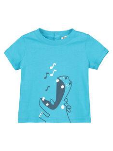 Tee-shirt manches courtes bébé garçon FUJOTI7 / 19SG10G2TMC209