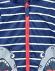 Imperméable Bleu marine LOGROIMP2 / 21S902R1IMP070