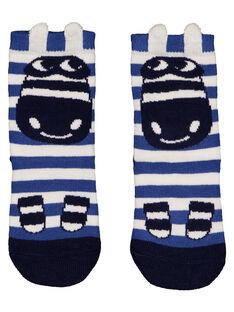 Chaussettes motif animale  GYUTRICHO / 19WI10J1SOQC221