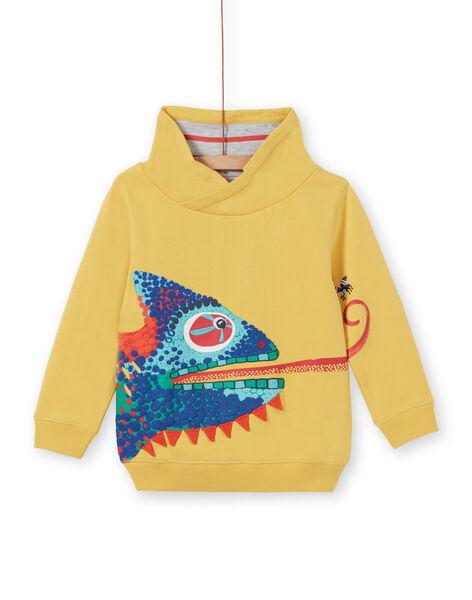 Sweat Shirt Jaune LOROUSWE / 21S902K1SWE102