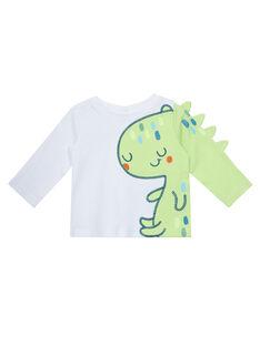 Tee Shirt Manches Longues Blanc JUBOTEE / 20SG10H1TML000