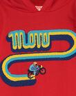 Sweat Shirt Rouge FOCOSWE / 19S90281SWEF505