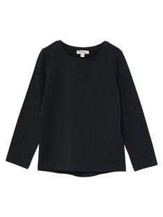 Tee Shirt Manches Longues Noir JAESTEE5 / 20S90163D32090