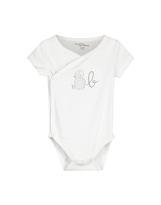 Body manches courtes bébé mixte FOU1BOD5 / 19SF7715BOD000