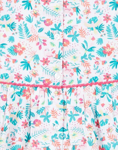 Robe Blanche LIBONROB2 / 21SG09W1ROB000