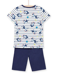 Pyjama Ecru LEGOPYCOS / 21SH12C4PYJ001