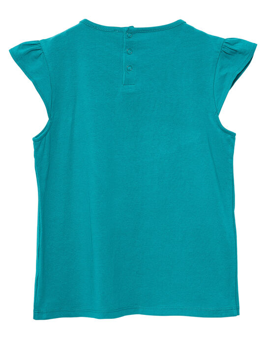 Tee Shirt Manches Courtes Bleu marine JACLOTI / 20S90111TMC714