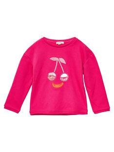 Sweat Shirt Rose JAVISWEA / 20S901D1SWEF507