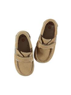 Chaussure ville bateau bébé garçon FBGBATBAB / 19SK38C1D4N804