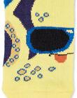 Chaussettes Bleu marine LYONAUCHO2 / 21SI02P2SOQ070