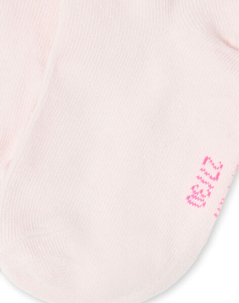 Chaussettes Rose LYAJOSCHO1A / 21SI0148SOQ307