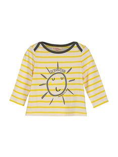 Tee-shirt manches longues bébé garçon FULITEE4 / 19SG1024TML099