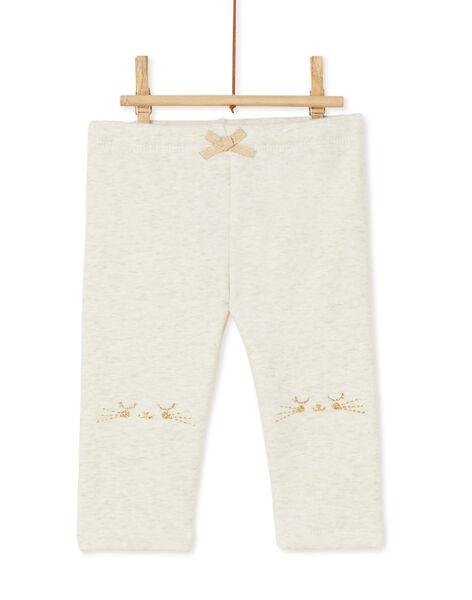 Pantalon Beige Chiné KIJOPANDOU1 / 20WG0951PANA011