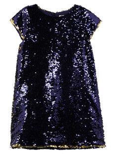 Robe Bleu marine GANOROB3 / 19W901V3ROB070