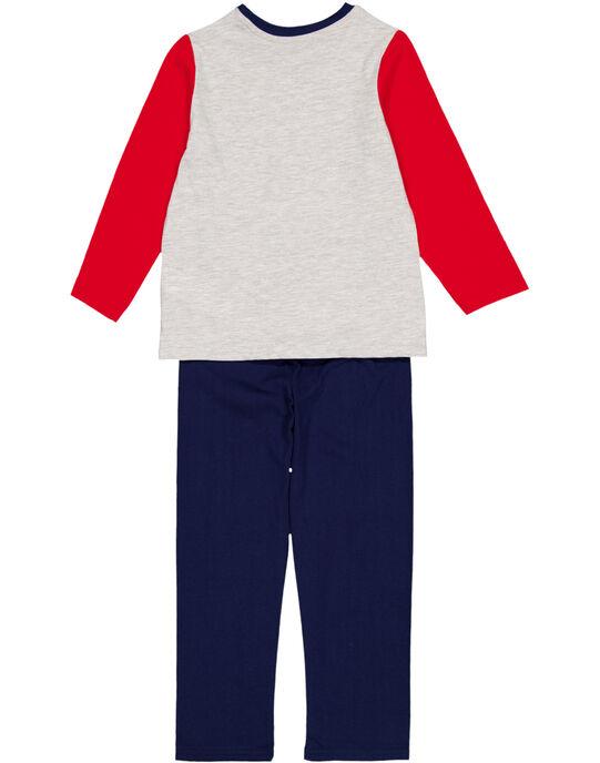 Pyjama GEGOPYJTEXT / 19WH1257PYJJ920