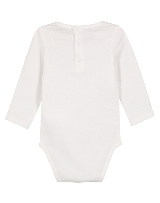 Body manches longues GEGABODINO / 19WH1464BDL000