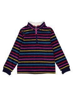 Sweat Shirt Bleu marine GASKISWEA / 19W901W1SWE070