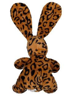 Doudou lapin léopard GOU2DOU4 / 19WF42M4JOUI811