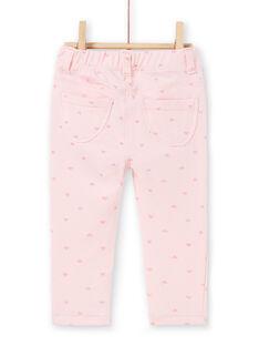 Pantalon Rose LIJOPAN2 / 21SG0932PAND326