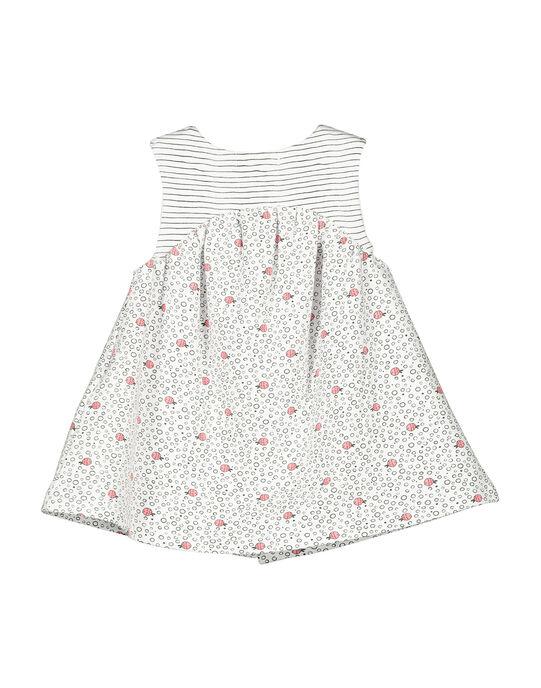 Robe fantaisie bébé fille FOU1ROB / 19SF0511ROB099