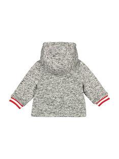 Veste chaude en molleton bébé garçon FUGROVES2 / 19SG10X2VES099