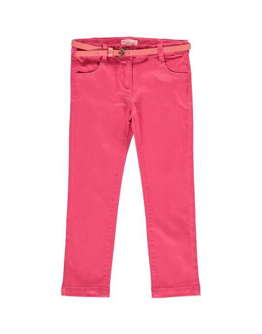 Pantalon Rouge CAHOPANT / 18S901E1PANF503