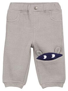Pantalon Gris GUTRIPAN3 / 19WG10J3PANJ908