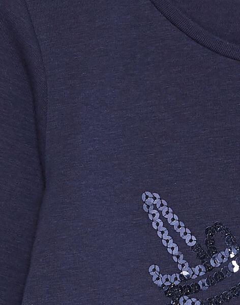 T-shirt manches longues, licorne en sequins KAJOYTEE1 / 20W90155D32070