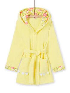 Robe de Chambre Jaune LEFAROBLEO / 21SH1151RDC116