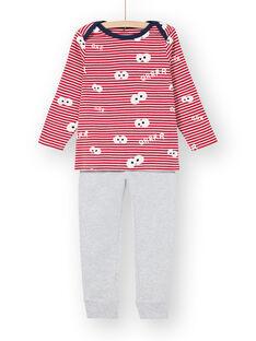 Pyjama Rouge LEGOPYJEYE / 21SH1259PYJ050
