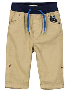 Pantalon bébé garçon FUNEPAN1 / 19SG10B1PANI807