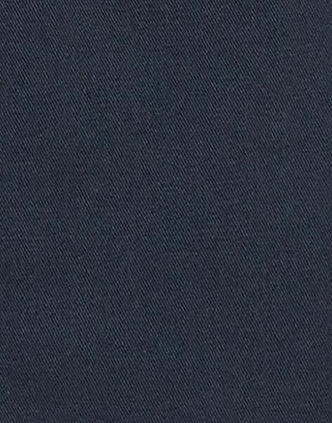 Pantalon cargo marine enfant garçon KOJOPAMAT1 / 20W90236D2BC243