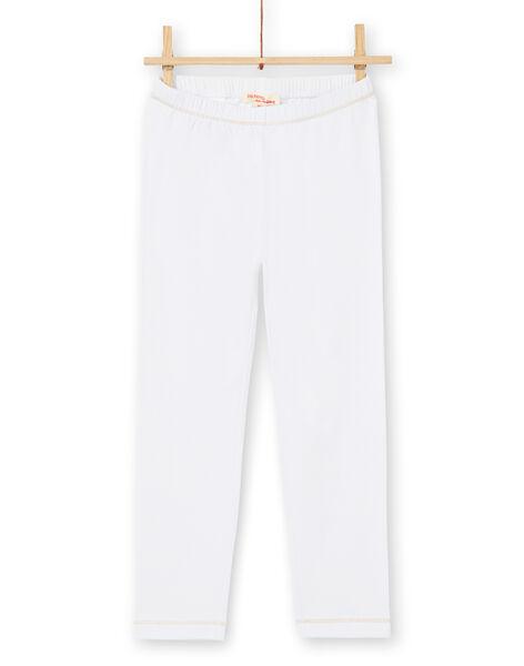 Caleçon Blanc LYAJOSLEG3 / 21SI0141CAL000