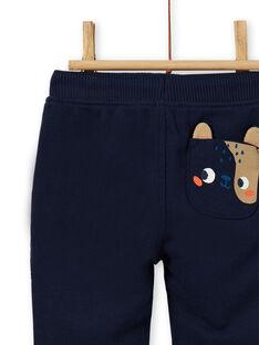 Pantalon Bleu marine LUJOPAN2 / 21SG1032PAN713