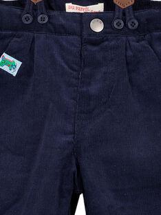 Pantalon Bleu marine GUNOPAN1 / 19WG10V2PAN705
