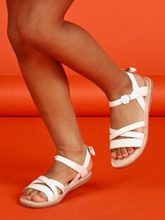 Sandales Blanc LFSANDJANE / 21KK3554D0E000