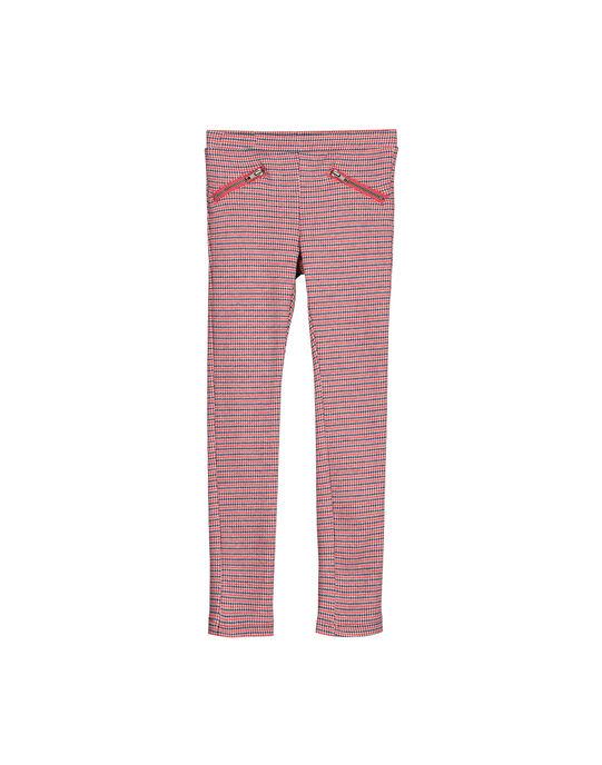 Pantalon milano jacquard fille FACOPANT / 19S90181PAN099