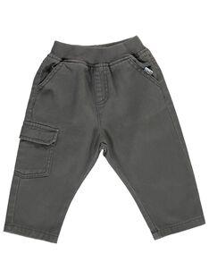 Pantalon Gris CUJOPAN4 / 18SG10R4PANJ900